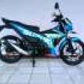 New Suzuki Satria Fu 2017 Bln 08 Special Moto Gp With Remote Alarm