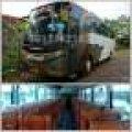 dijual murah bus pariwisata r260 tahun 2012 adiputro