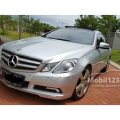 2010 Mercedes-Benz E250 1.8 CGI Avantgarde Sedan