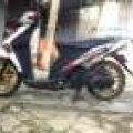 Dijual Motor SPIN Murah dan Bagus kondisi oke Daerah Samarinda