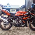 Ninja RR SE 150cc th 2014 b dki siap gasss