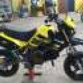 Kawasaki KSR110 Pro built up km800 Mulus Gress
