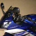 Dijual Yamaha R15 V2 2017 Biru silver