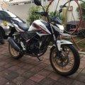 Honda new cb 150r 2015 putih