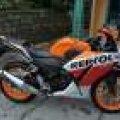 Honda CBR 150R Th2015 Like New Bisa Kredit!
