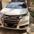 2014 Honda Odyssey 2.4 Prestige 2.4 MPV - Prestige (Tipe tertinggi) thn , plat 1 digit, barang simpanan.