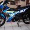fast Sale Bebek Sport Satria Fu 150 Moto gp edition 2016