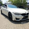 2014 BMW M4 3.0 F82 Coupe - M Performance - Turbocharged 480HP Torque640 - White on Red - Pemakaian 2015