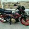 Satria FU 150 New Karbu ( Black Fire) 2015/2014 Pjk Hdp DKI Not:Sonic