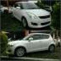 Suzuki NEW SWIFT 1.4 GX Matic Putih '12/'13