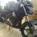 Yamaha New Vixion Black