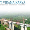 PT Virama Karya (Persero) - Assistant, Inspector, Expert Staff, Manager Virama Karya March 2018