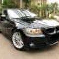 BMW 320 LCI 2011 / 2010 Excecutive Hitam 50rb