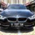 BMW 320i LCI Sport 2017 NIK 2016 Hitam KM 9rb ANTIK