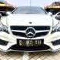 Mercy E250 Coupe 2013 Putih KM 16rb ANTIK