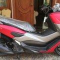Jual Murah Yamaha N MAX Baru warna Merah langsung nama Pembeli