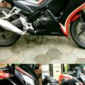 Honda CBR 150 Tahun 2015 Mulus (Nego)
