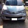 Toyota All New Avanza E 2014 Silver KM 17.000