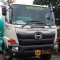 Truck Mixer Hino 500 Thn 2016