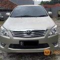 Innova 2013 G AT Bensin Km 76rb, Nopol D Tdp Murah