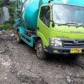 Truck Mixer Hino Dutro Thn 2017 Murah