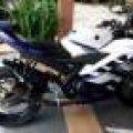 Yamaha R15 Biru/Putih