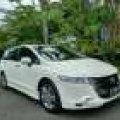 Honda Oddysey matic tahun 2010 Putih Mutiara