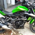 Kawasaki z250SL 2014