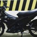 Suzuki Satria Fu Black Predator 2014