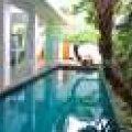 Villa with Pool di bandung