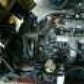 Dijual Dump Truck Mitsubishi Canter HD Tahun 2012 warna kuning