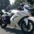 Ninja 250R 2011 Putih ASLI (RARE) Km 5RB Superb Condition Pajak ON 1th