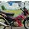 suzuki satria fu 150cc th 2013 velk racing mesin bagus