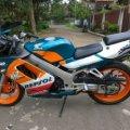 Dijual Honda Nsr 150 Sp Repsol Thn 2001
