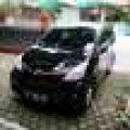 Toyota Avanza Veloz 1.5 AT 2012 Hitam Orsinil Pjk Pjg Siap Pakai