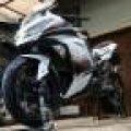 Ninja 250 Fi Abs Se Kinclong