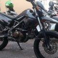 Kawasaki d'tracker 150cc