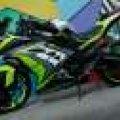 Kawasaki Ninja 250 FI 2013 PUTIH Istimewa