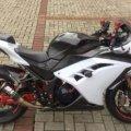 Ninja F1 ABS 250 SE Tahun 2014 Full Carbon