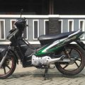 Honda Supra X 125D tahun 2007
