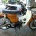 Jual Honda C70 Ulung