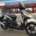 Motor Honda Vario Techno 110CBS PGM-FI Tahun 2010 Murah Jakarta