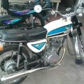 Honda CB 100 (CB Glatik)