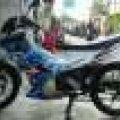 suzuki satria fu 150cc th 2013  pajak B dki