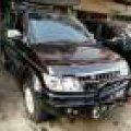 Isuzu Panther Grand Touring 2009 Diesel Manual