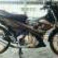 suzuki Satria FU 150 karbu, pajak hidup 2015 bln 1 new CW, DD, gress