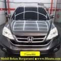 Honda All New CRV 2.0 Automatic 2010 Abu Metalik