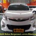 Toyota All New Avanza Veloz 2012 Automatic Putih