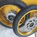 "Velg Ring17"" Rossi Old"
