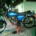 Honda CB125 Asli